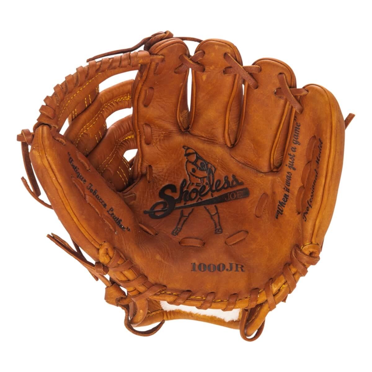 """10"""" Joe Junior Fielder's Baseball Glove - Youth Baseball Glove - photo #48"""