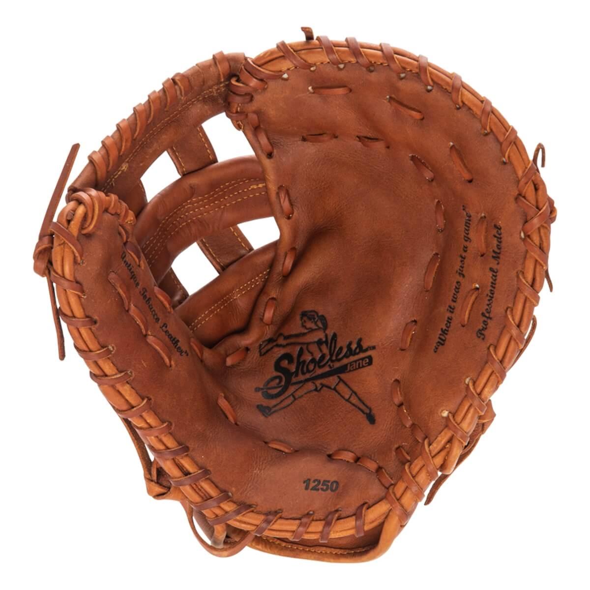 how to break softball glove in fast
