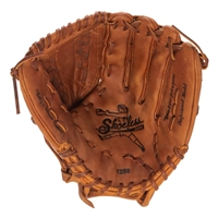 "12 1/2"" Basket Weave Fast Pitch Softball Glove"