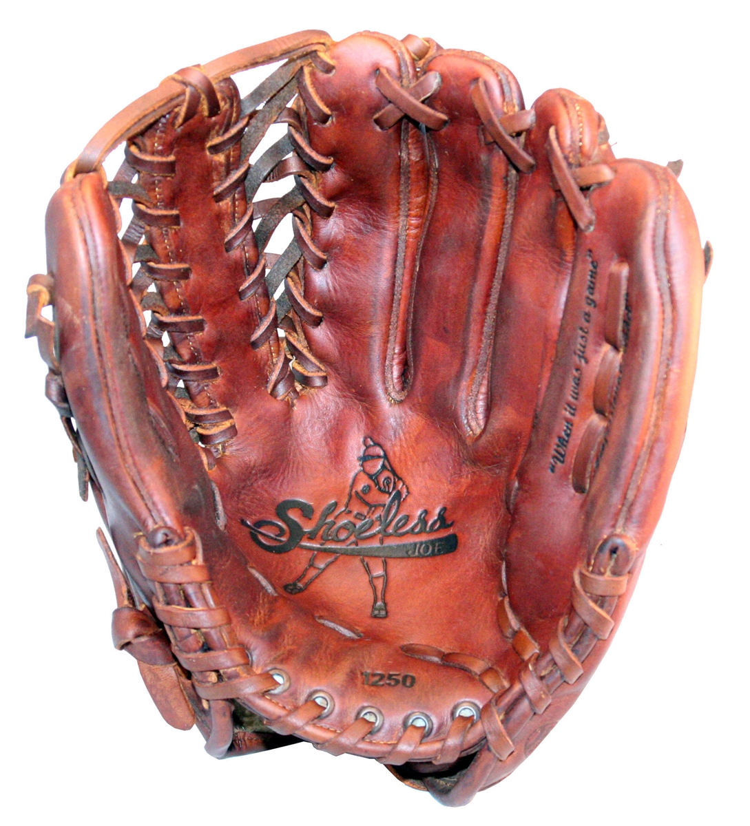 12 1 2 Quot Six Finger Baseball Glove Shoeless Joe Glove
