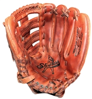 "13"" Single Bar Pocket Baseball Glove"