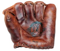 1937 Golden Era Baseball Glove