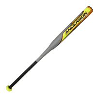 2021 Anderson Carbon -10 Fastpitch Softball Bat