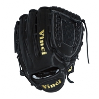 "Vinci Limited BV1929-L Black 12.5"" Fielders Glove"