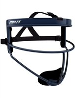 RIP-IT Defense Pro Navy Fielders Mask