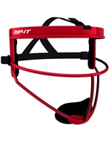 RIP-IT Defense Pro Scarlet Fielders Mask