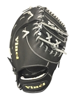 Vinci Limited JBV13 Black 13 Inch First Base Mitt