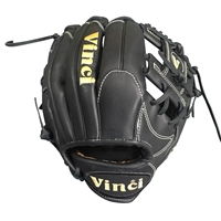 "Vinci Limited Series JV5300-L Black 11.25"" Fielders Glove"
